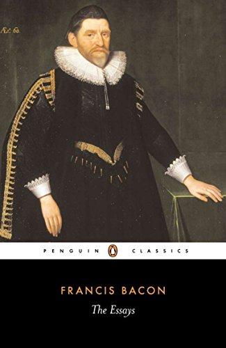 The Essays (Penguin Classics): Francis Bacon