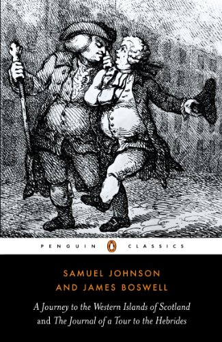 9780140432213: A Journey to the Western Islands of Scotland AND The Journal of a Tour to the Hebrides (Penguin Classics)