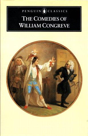9780140432312: The Comedies of William Congreve  (Penguin Classics)