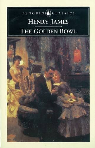 9780140432350: The Golden Bowl (English Library)