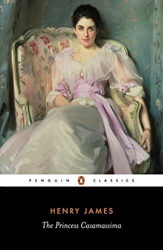 9780140432541: The Princess Casamassima (Classics)