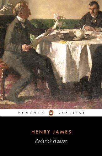9780140432640: Roderick Hudson (Penguin Classics)