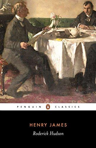 Roderick Hudson (Penguin Classics): James, Henry