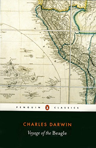 9780140432688: The Voyage of the Beagle: Charles Darwin's Journal of Researches (Penguin Classics)