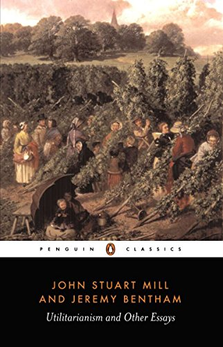 Utilitarianism and Other Essays: Mill, John Stuart;