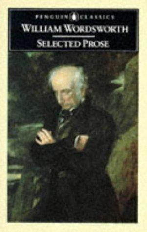 9780140432923: Selected Prose (Classics)