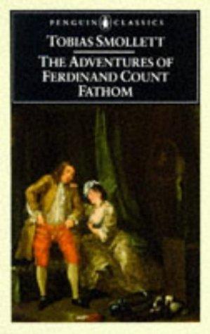 9780140433074: The Adventures of Ferdinand Count Fathom (Penguin Classics)