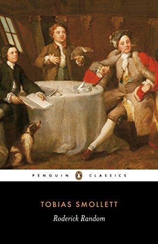 9780140433326: Roderick Random (Penguin Classics)