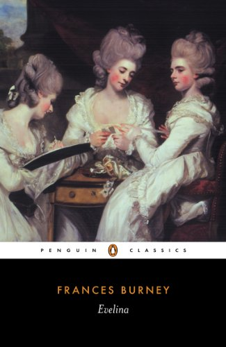 9780140433470: Evelina: or The History of a Young Lady's Entrance into the World (Penguin Classics)