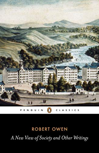 9780140433487: A New View of Society and Other Writings (Penguin Classics)