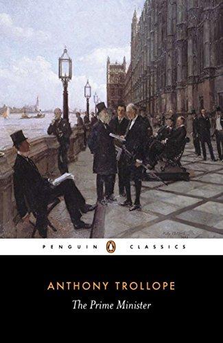 9780140433494: The Prime Minister (Penguin Classics)