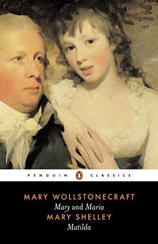9780140433715: Mary and Maria, Matilda: AND Matilda (Penguin Classics)