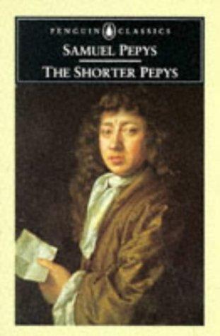 9780140433760: Penguin Classics Shorter Pepys