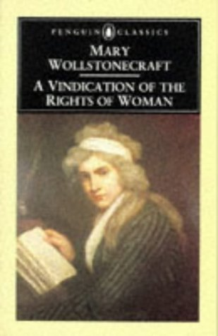 9780140433821: A Vindication of the Rights of Woman (Penguin Classics)
