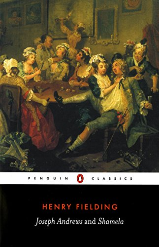 9780140433869: Joseph Andrews & Shamela: And, Shamela (Penguin Classics)