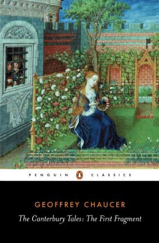9780140434095: The Canterbury Tales: The First Fragment