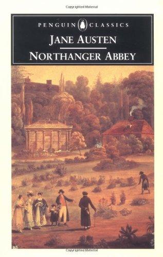 9780140434132: Northanger Abbey (Penguin Classics S.)