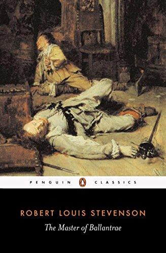 9780140434460: The Master of Ballantrae: A Winter's Tale (Penguin Classics)