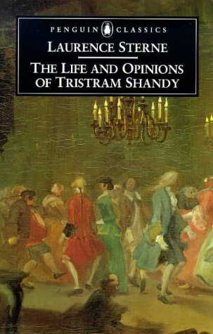 9780140435054: The Life and Opinions of Tristram Shandy, Gentleman: The Florida Edition (Penguin Classics)