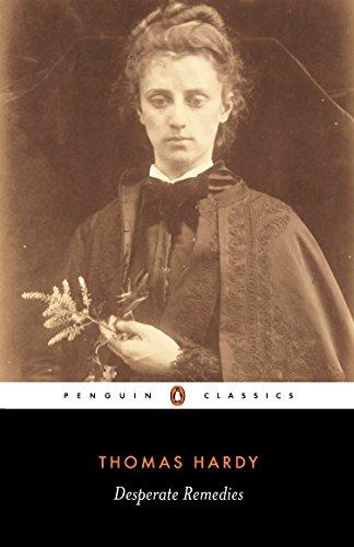 9780140435238: Desperate Remedies (Penguin Classics)