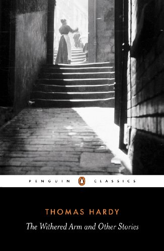 9780140435320: The Withered Arm and Other Stories (Penguin Classics)