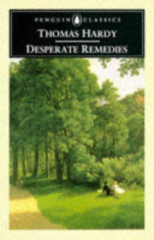 9780140435573: Desperate Remedies