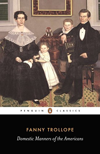 9780140435610: Domestic Manners of the Americans