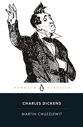 Martin Chuzzlewit (Paperback): Charles Dickens