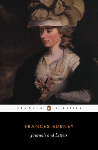 9780140436242: Journals and Letters of Frances Burney (Penguin Classics)