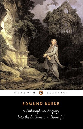 9780140436259: A Philosophical Enquiry into the Origins of the Sublime and Beautiful: And Other Pre-Revolutionary Writings (Penguin Classics)