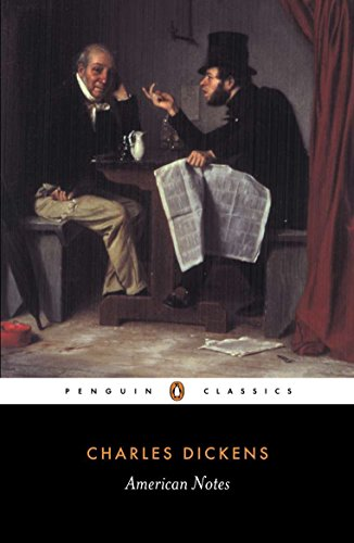 9780140436495: American Notes: For General Circulation (Penguin Classics)
