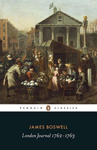 9780140436501: London Journal 1762-1763 (Penguin Classics)