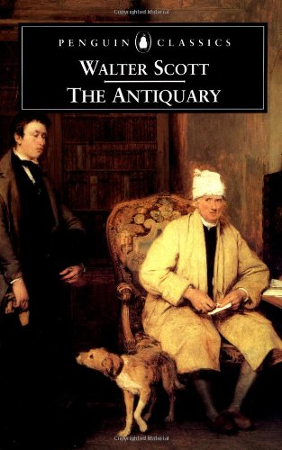 9780140436525: The Antiquary (Penguin Classics)