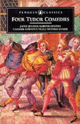 9780140436631: Four Tudor Comedies: