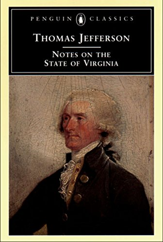 9780140436679: Notes on the State of Virginia (Penguin Classics)
