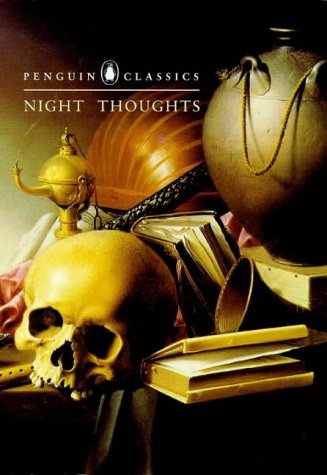 9780140436952: Night Thoughts (Penguin Classics) (English and Spanish Edition)