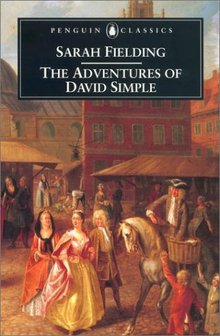 9780140437478: The Adventures of David Simple (Penguin Classics)
