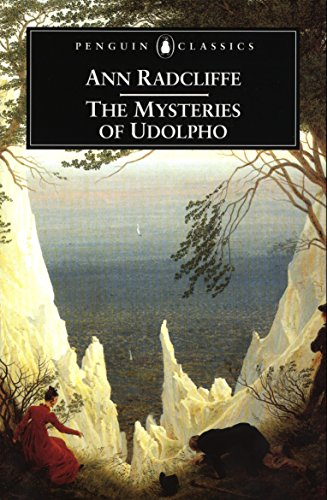 9780140437591: The Mysteries of Udolpho: A Romance (Penguin Classics)