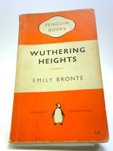 9780140437744: Wuthering Heights (Penguin Classics)
