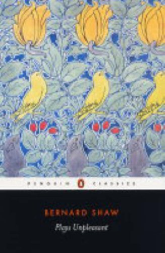 9780140437935: Plays Unpleasant (Penguin Classics)