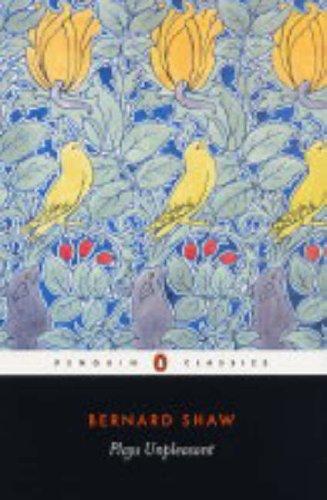 9780140437935: Plays Unpleasant (Penguin Classics)