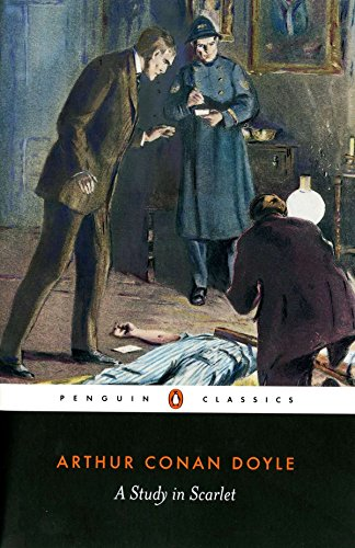 9780140439083: A Study in Scarlet (Penguin Classics)