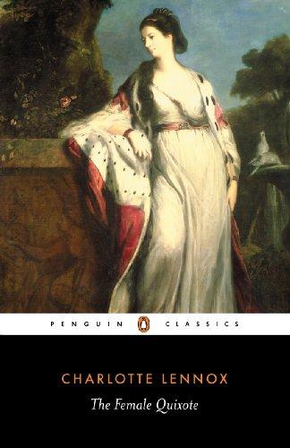 9780140439878: The Female Quixote (Penguin Classics)