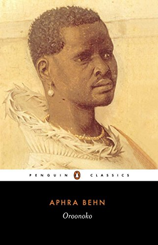 views on slavery in oroonoko by aphra behn The aphra behn page  the attitude of the narrator in oroonoko toward slavery is not easy to pinpoint  the narrator mediates both world views in her text,.