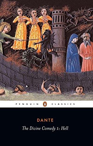 The Divine Comedy, Part 1: Hell (Penguin: Dante Alighieri