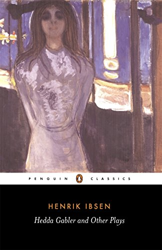 9780140440164: Hedda Gabler and Other Plays (Penguin Classics)