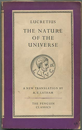 9780140440188: On the Nature of the Universe