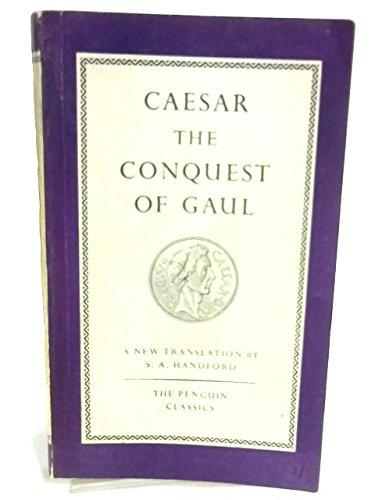 9780140440218: The Conquest of Gaul (Penguin Classics)