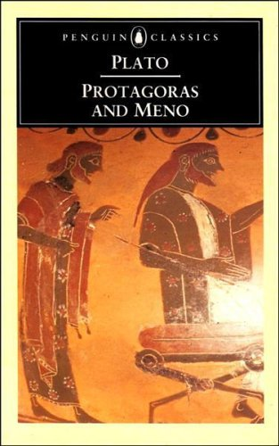 9780140440683: Protagoras and Meno (Penguin Classics)