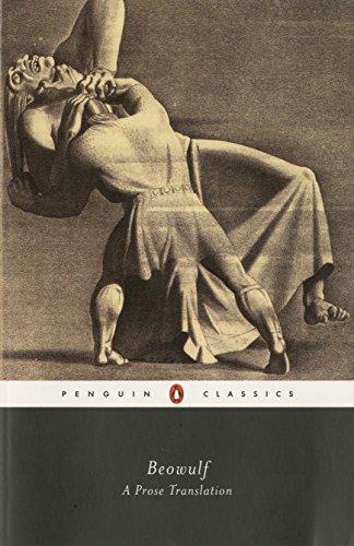9780140440706: Beowulf: A Prose Translation (Penguin Classics)